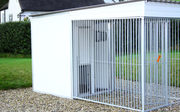 Insulated Thermal Dog Kennels in UK by Dog Run Panels